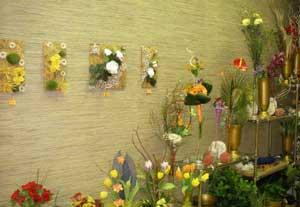 Atidarytas naujas gėlių salonas